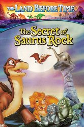 Постер Земля до начала времен-6: Тайна Скалы Динозавров