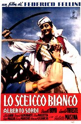 Постер Белый шейх
