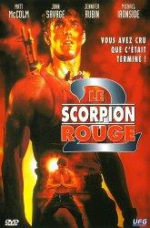 Постер Красный скорпион-2
