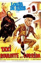 Постер Такси, прицеп и коррида