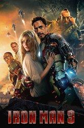 Постер Железный человек-3