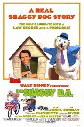 Постер Лохматая собака