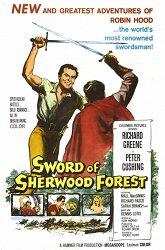 Постер Меч Шервудского леса
