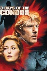 Постер Три дня Кондора