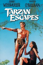 Постер Тарзан в западне