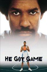 Постер Его игра