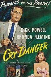 Постер Крик об опасности