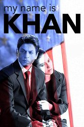 Постер Меня зовут Кхан