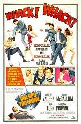 Постер Один шпион – это слишком мало