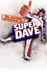 Постер Удивительные трюки Супер-Дейва