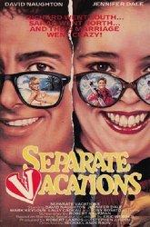 Постер Отпуск по раздельности