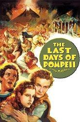Постер Последние дни Помпеи
