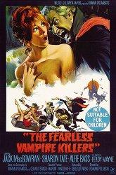 Постер Бал вампиров