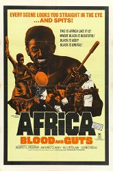 Постер Прощай, Африка