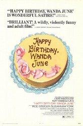 Постер С Днем рождения, Ванда Джун