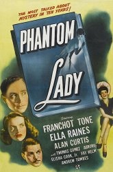 Постер Леди-призрак