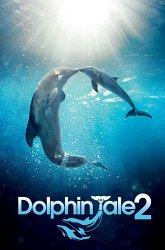 Постер История дельфина-2