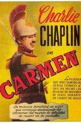 Постер Пародия на Кармен