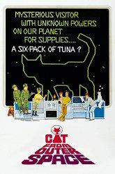 Постер Кот из космоса