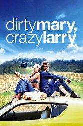 Постер Грязная Мэри, безумный Ларри