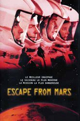 Постер Побег с Марса