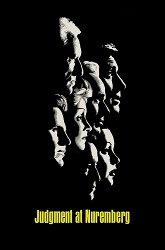 Постер Нюрнбергский процесс