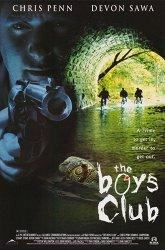 Постер Клуб настоящих парней