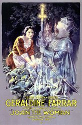 Постер Жанна-женщина