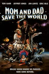 Постер Мама и папа спасают мир