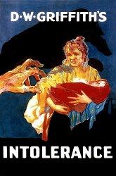 Постер Нетерпимость