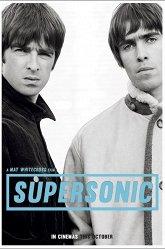 Постер Oasis: Supersonic