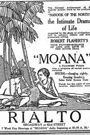 Моана южных морей / Moana