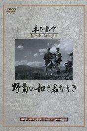 Ты была подобна дикой хризантеме / Nogiku no gotoki kimi nariki