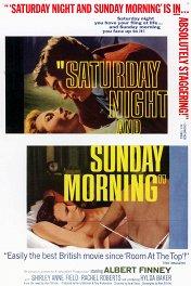 В субботу вечером, в воскресенье утром / Saturday Night and Sunday Morning
