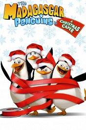 Пингвины из Мадагаскара в рождественских приключениях / The Madagascar Penguins in a Christmas Caper
