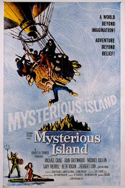 Остров приключений / Jules Verne's Mysterious Island