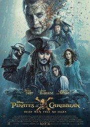 Постер Пираты Карибского моря: Мертвецы не рассказывают сказки