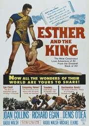 Постер Эсфирь и царь
