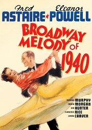 Постер Бродвейская мелодия 1940 года