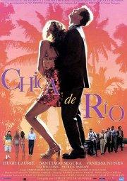Постер Девушка из Рио