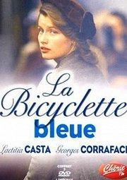 Постер Голубой велосипед