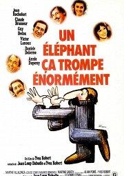 Постер И слоны бывают неверны