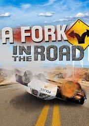 Постер Развилка на дороге