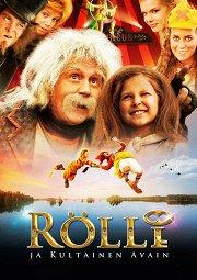 Постер Ролли и золотой ключ