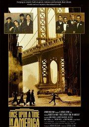 Постер Однажды в Америке