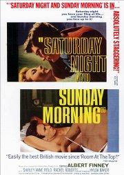 Постер В субботу вечером, в воскресенье утром