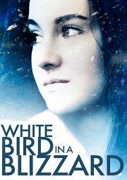 Постер Белая птица в метели