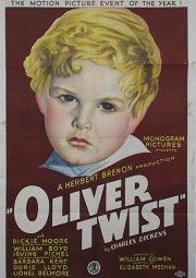 Постер Оливер Твист