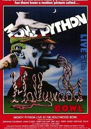 Постер Монти Пайтон в Голливуде