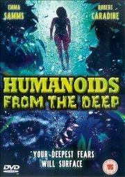 Постер Гуманоиды из глубин